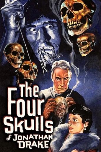 Poster of The Four Skulls of Jonathan Drake
