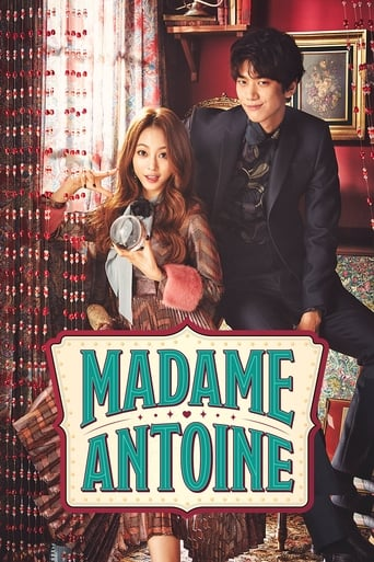 Poster of Madame Antoine: The Love Therapist