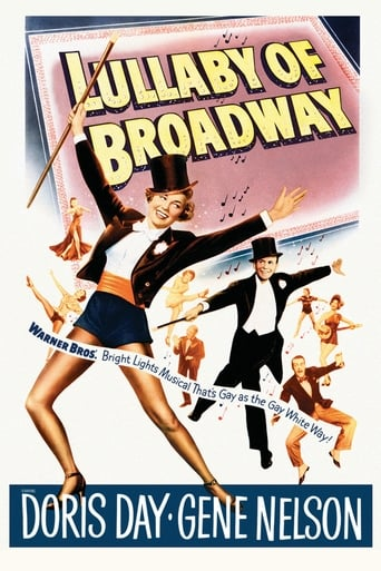 Poster of Lullaby of Broadway