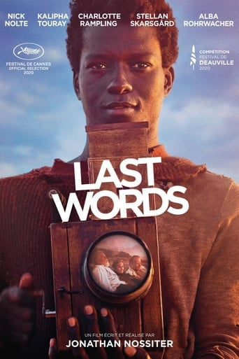 Poster of Last Words