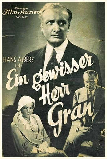 Poster of A Certain Mr. Gran