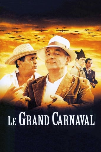 Poster of Le Grand Carnaval