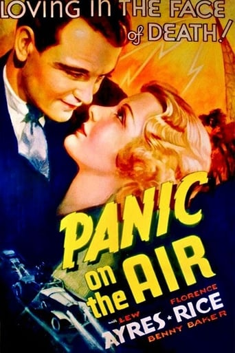 Poster of Panic on the Air