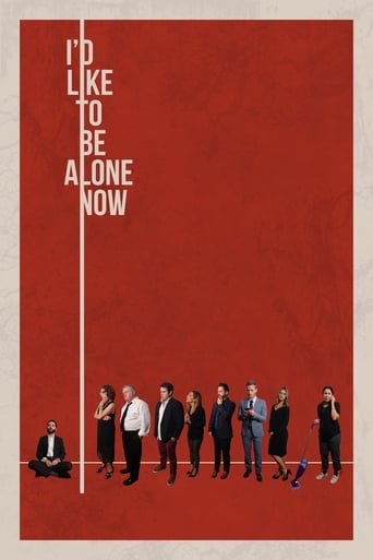 Poster of I'd Like to Be Alone Now