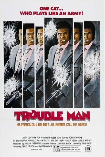 Poster of Trouble Man