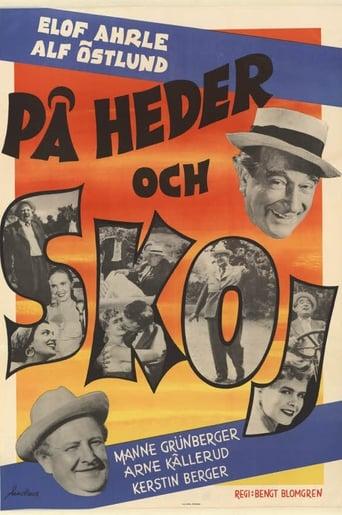 Poster of På heder och skoj