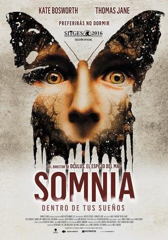 Poster of Somnia. Dentro de tus sueños