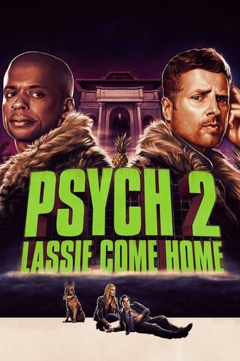 Poster of Psych 2: Lassie Come Home