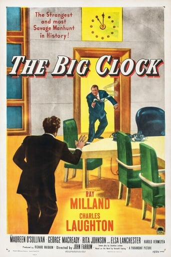 Poster of The Big Clock