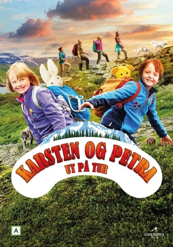 Poster of Casper and Emma Go Hiking