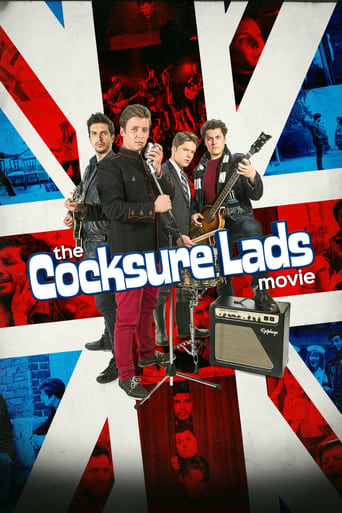 Poster of The Cocksure Lads Movie