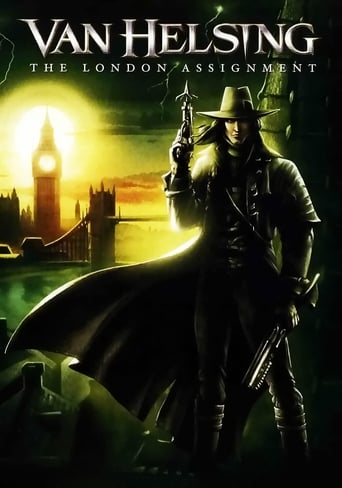 Poster of Van Helsing: The London Assignment