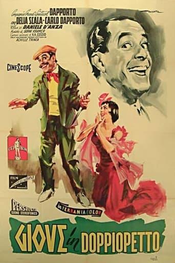 Poster of Giove in doppiopetto