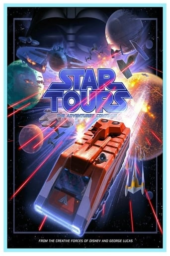 Star Tours 3D - The Adventures Continue poster