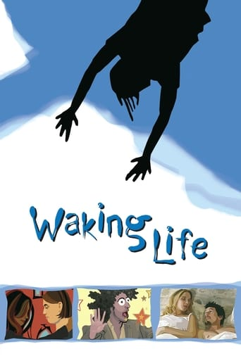 Poster of Waking Life