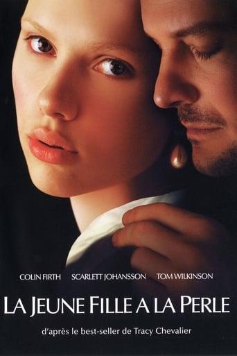 Poster of La jeune fille à la perle