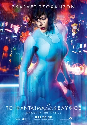Ghost in the Shell - Tainies OnLine | Greek Subs
