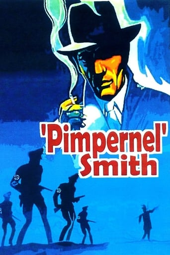 Poster of 'Pimpernel' Smith