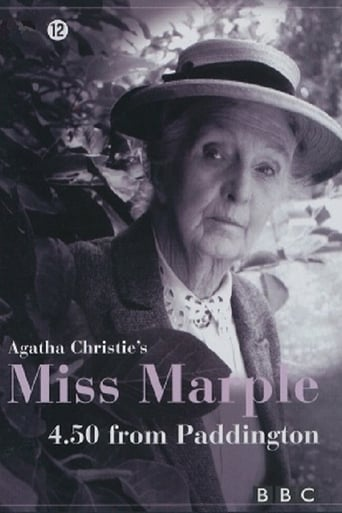 Poster of Agatha Christie's Miss Marple: 4:50 from Paddington