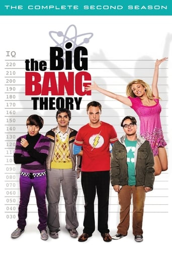 How old was Kaley Cuoco in season 2 of The Big Bang Theory