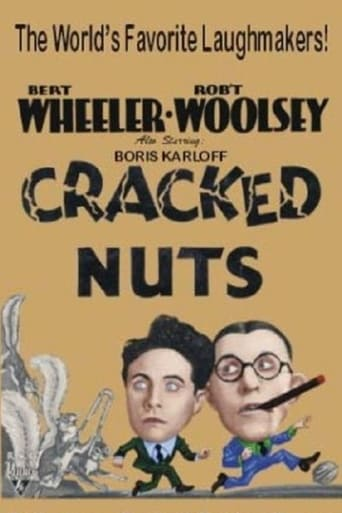 Poster of Cracked Nuts