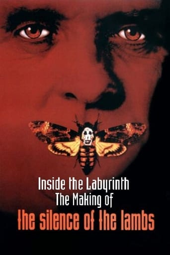 The Making of The Silence of the Lambs: Inside the Labyrinth poster