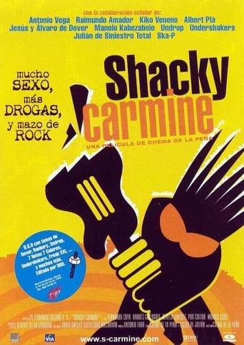Poster of Shacky Carmine