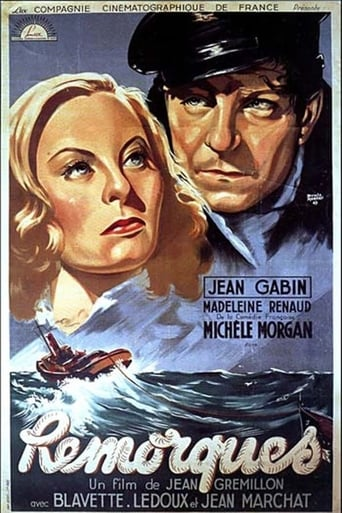 Poster of Stormy Waters