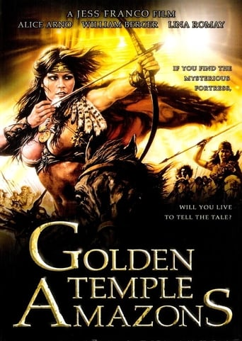 Poster of Golden Temple Amazons