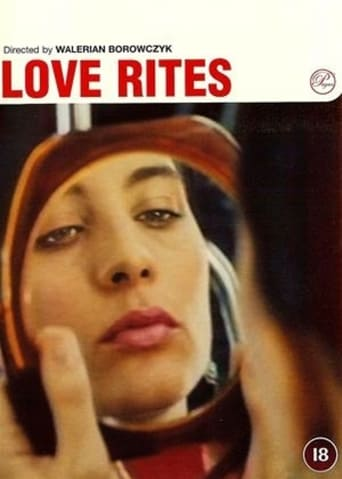 Poster of Love Rites