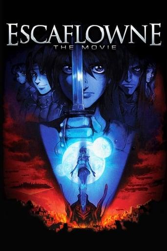 Poster of Escaflowne: The Movie