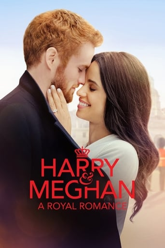 Poster of Harry & Meghan: A Royal Romance
