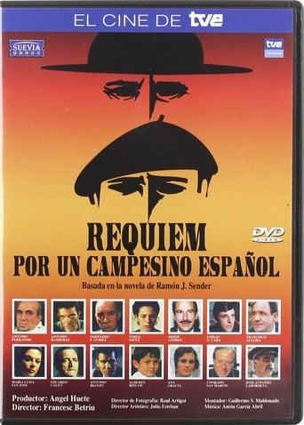 Poster of Réquiem por un campesino español