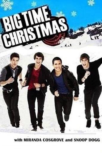 Poster of Big Time Christmas