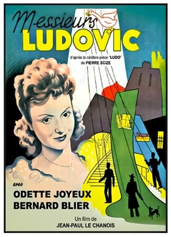 Poster of Messieurs Ludovic