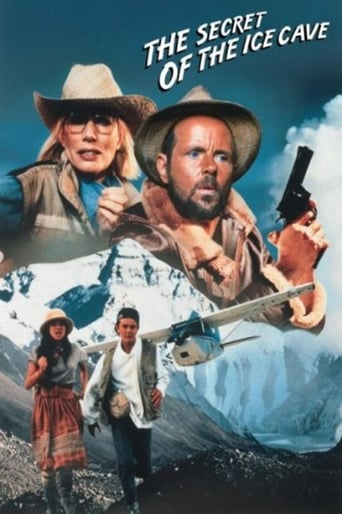 Poster of The Secret of the Ice Cave