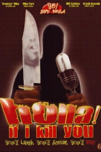 Poster of Holla If I Kill You
