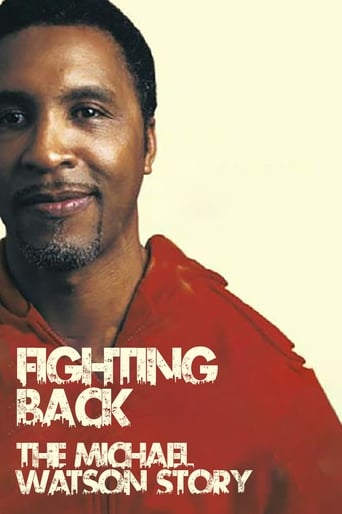 Poster of Fighting Back: The Michael Watson Story