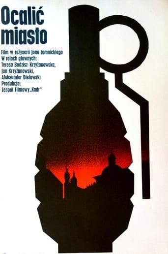 Poster of Ocalić miasto