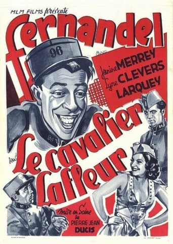 Poster of Le cavalier Lafleur