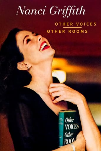 Poster of Nanci Griffith: Other Voices, Other Rooms