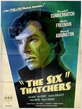 Poster of Sherlock -  The Six Thatchers