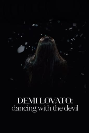Poster of Demi Lovato: Dancing with the Devil