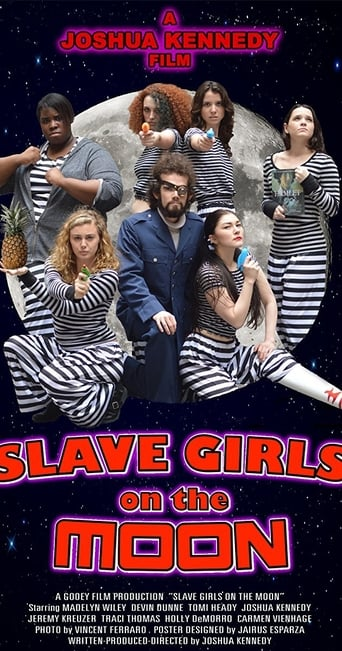 Poster of Slave Girls on the Moon