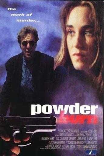 Poster of Powderburn