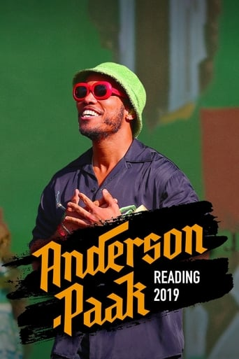 Poster of Anderson Paak and the Free Nationals: Reading and Leeds Festival 2019