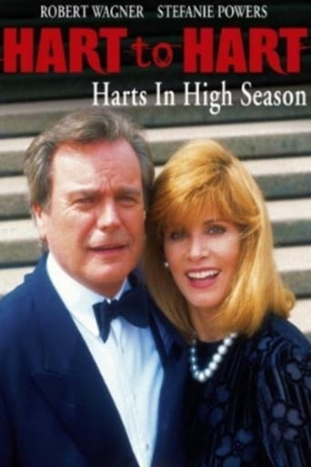 Poster of Hart to Hart: Harts in High Season