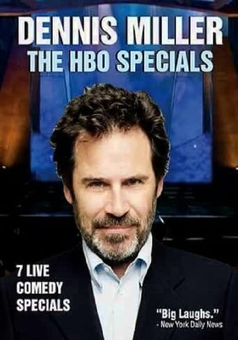 Poster of Dennis Miller: The HBO Comedy Specials: Disc 3