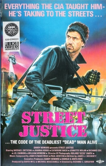 Poster of Street Justice