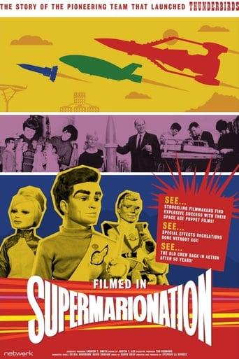 Poster of Filmed in Supermarionation